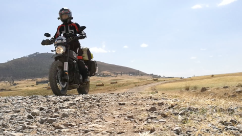 Rodando por el norte de Etiopía