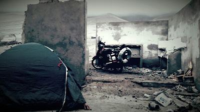 Poeta en motocicleta: Cómo me decidí a hacerlo